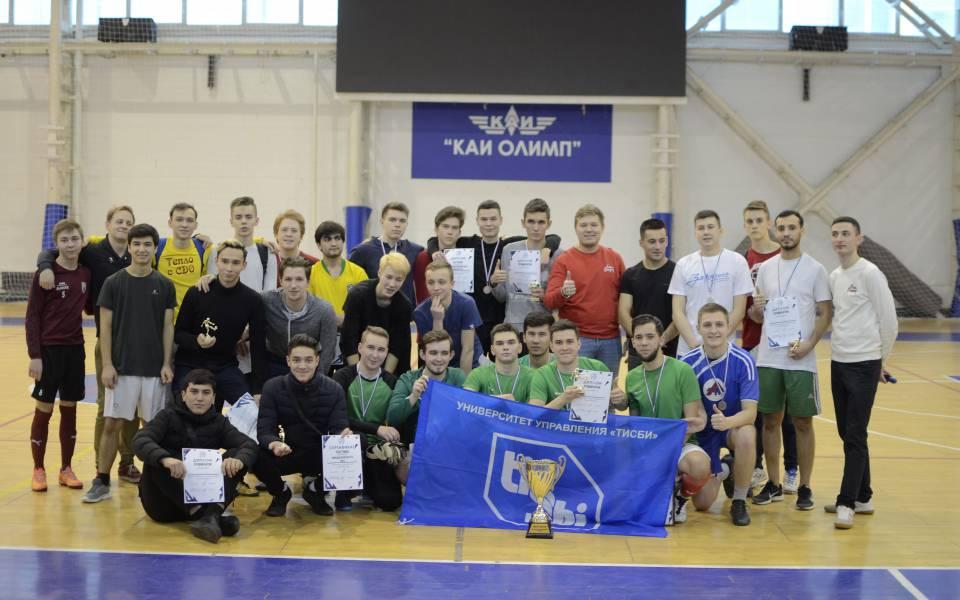 Участники чемпионата «Кубок ректора»