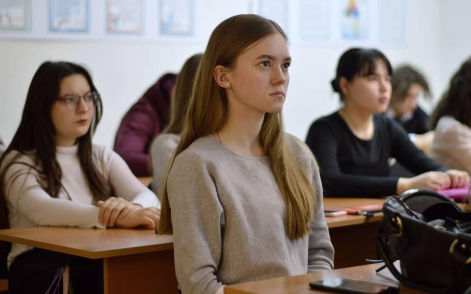Участники мастер-класса «Развитие управленческих компетенций»