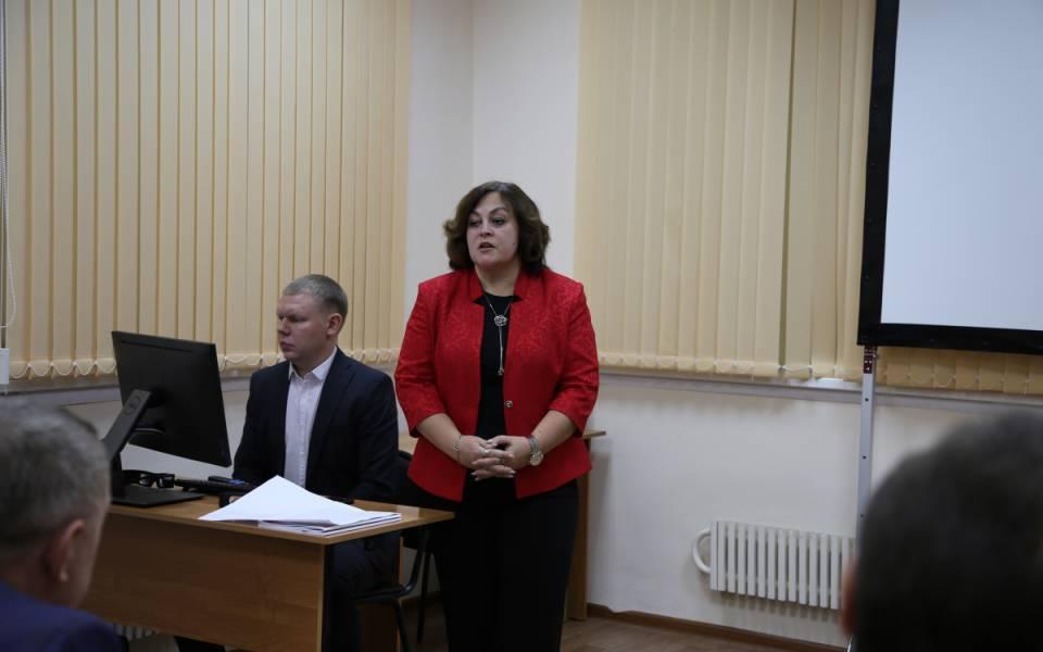 Зав. кафедрой профессиональных образовательных технологий «ТИСБИ» Елена Александрова