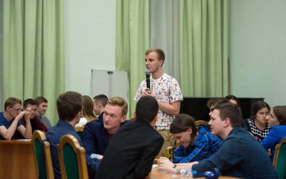 Капитан команды «Тывпорядке» Владимир Клементьев
