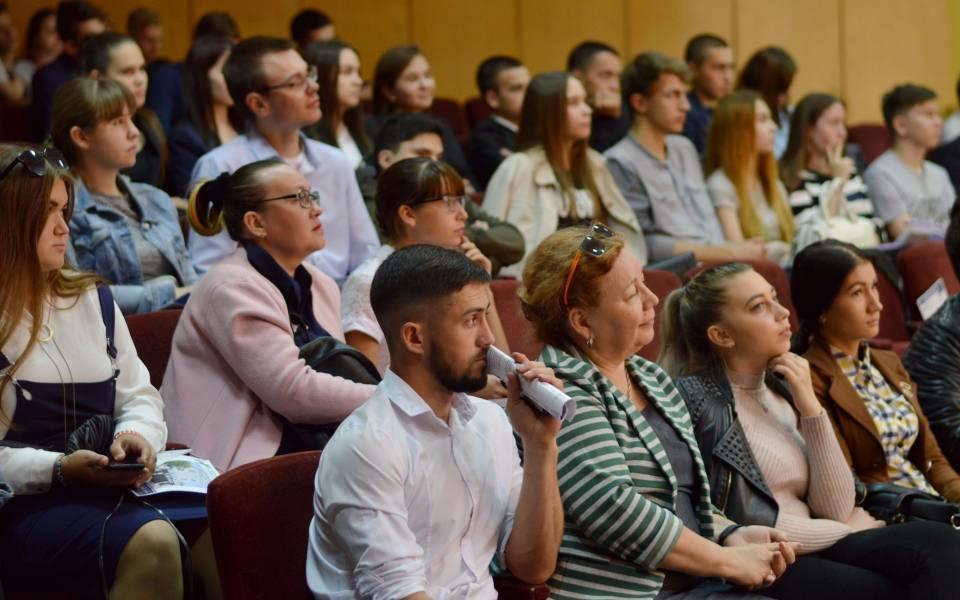 Жители Челнов посетили мероприятие, посвященное финансовой грамотности