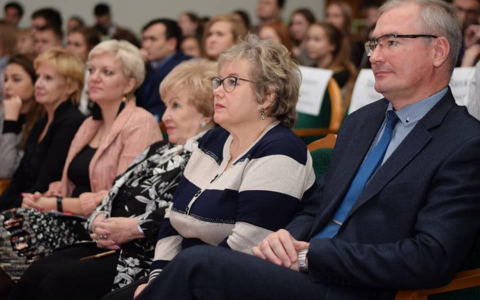 Ректорат наДне первокурсника «ТИСБИ» 2019