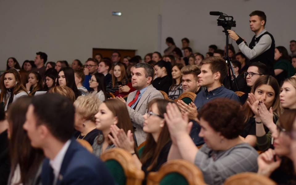 Зрители Дня первокурсника «ТИСБИ» 2019
