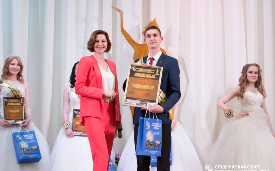 Первый вице мистер ТИСБИ Кирилл Аппалонов