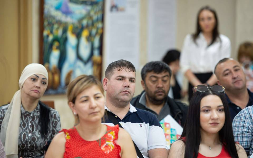 Аудитория программы «Образовательные курсы пофинансовой грамотности для граждан, переселившихся вРТ»