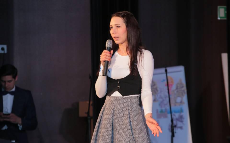 Яна Аввакумова, преподаватель ФСПО Университета «ТИСБИ»