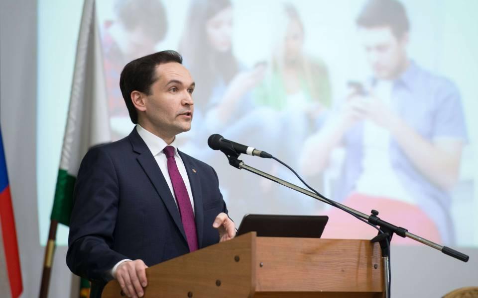 Алексей Шулаев, доктор медицинских наук, профессор, проректор поклинической работе Казанского государственного медицинского университета