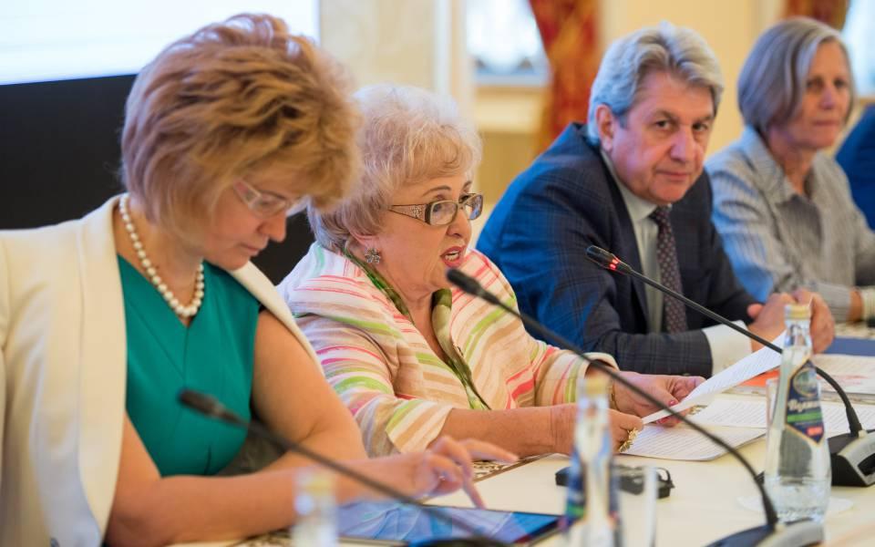 Встреча представителей ЮНЕСКО, посвященная Дню науки