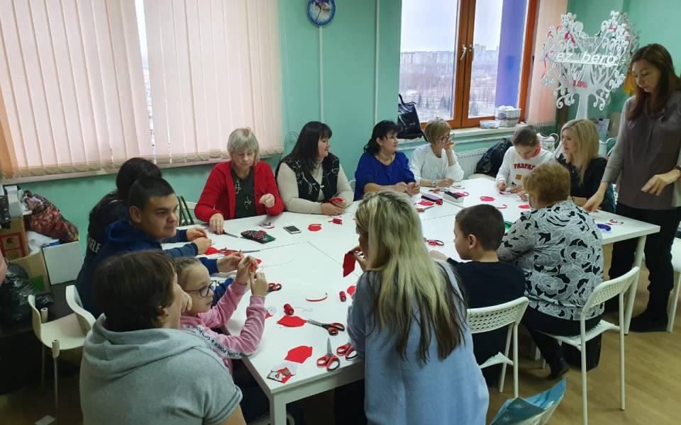Обучение участников проекта