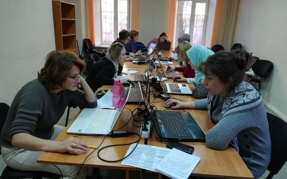 Обучение участников проекта поIT-направлению