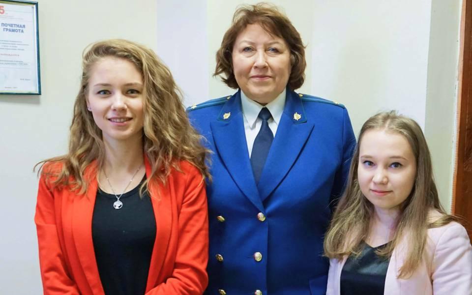 Наиля Гиматдинова истудентки «ТИСБИ»