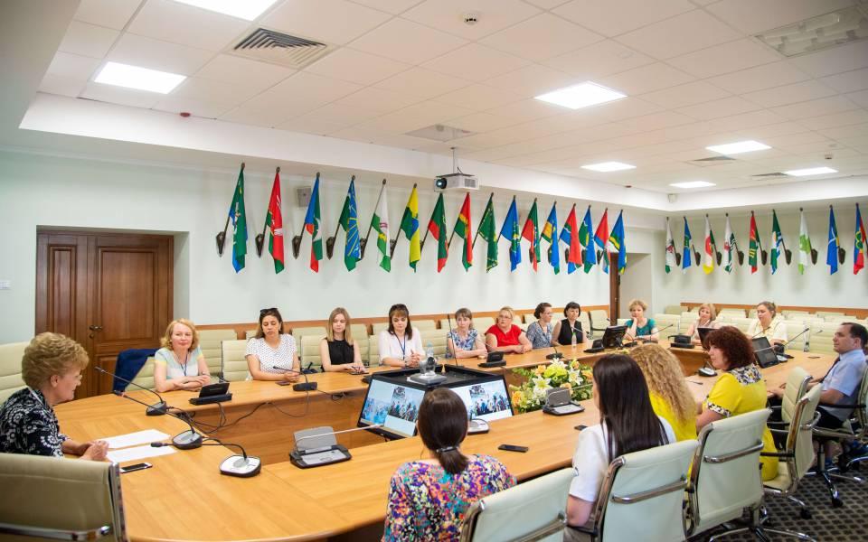 Круглый стол кпк ЮНЕСКО