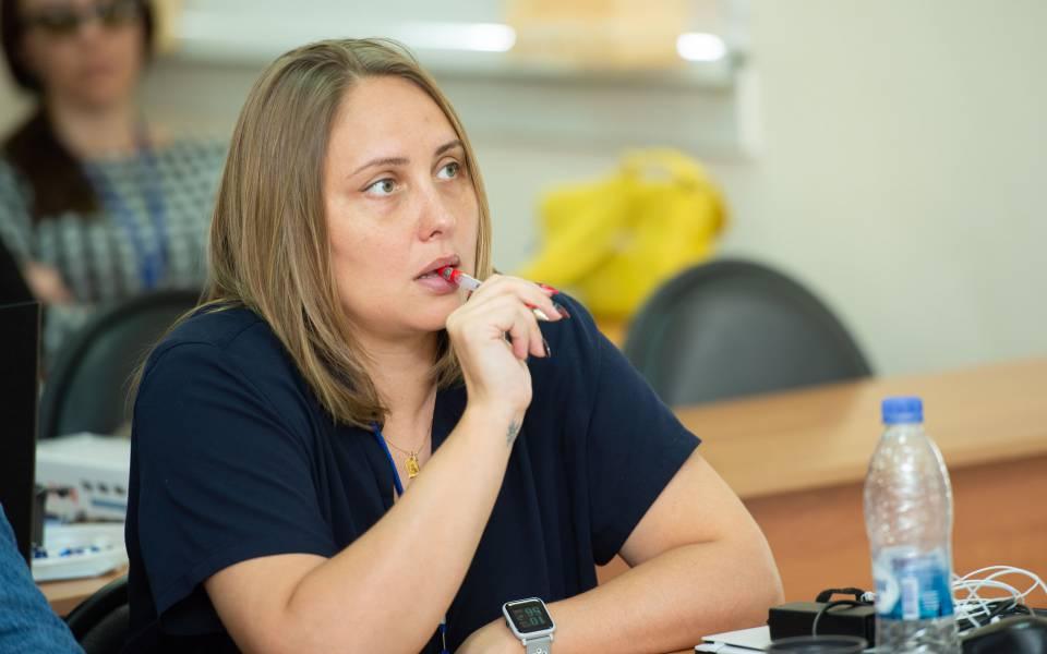 Участница программы повышения квалификации для учителей АШЮ