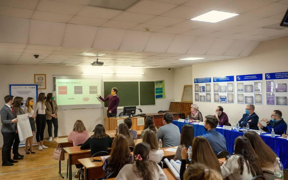 Презентация команды «Менеджеры»