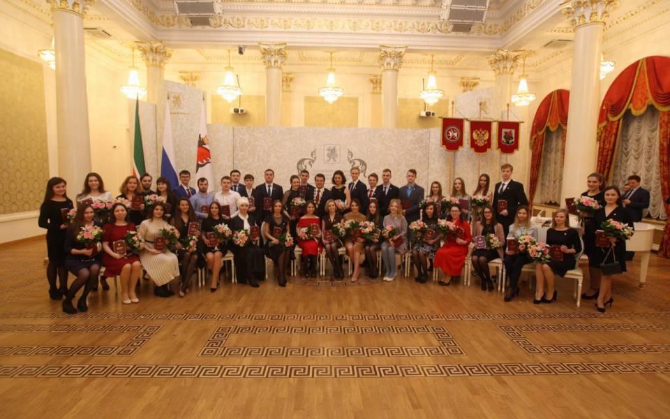 обладатели стипендии мэра