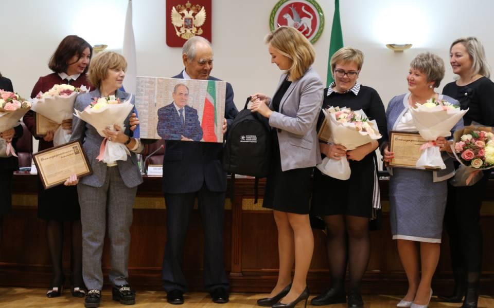 Минтимер Шаймиев ируководители ируководители волонтеров