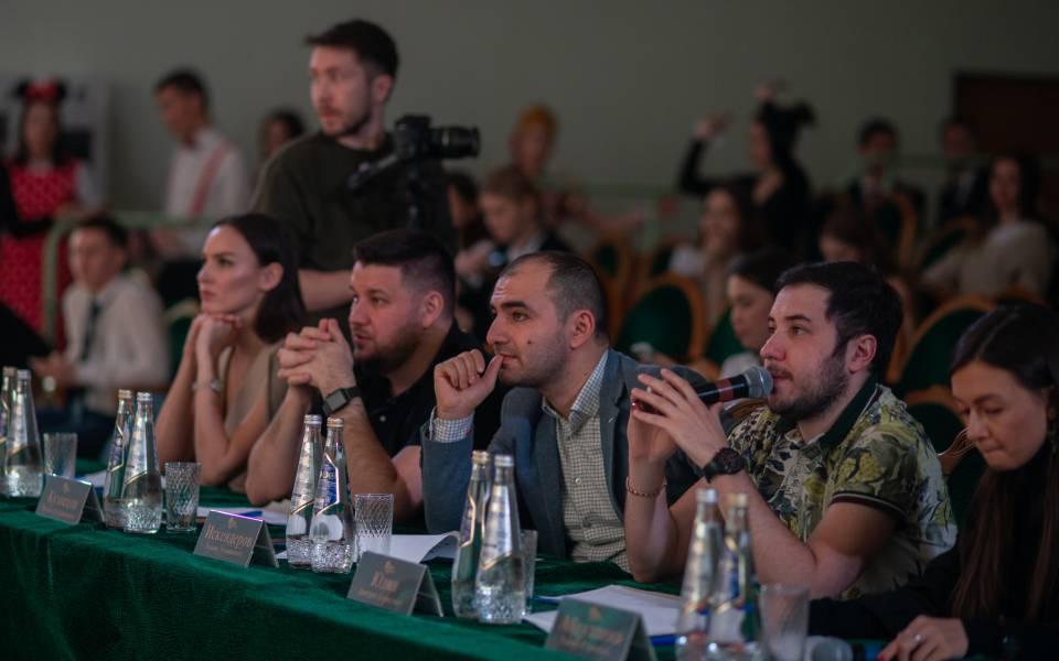 Члены жюри очного этапа «Красы студенчества РТ— 2020»