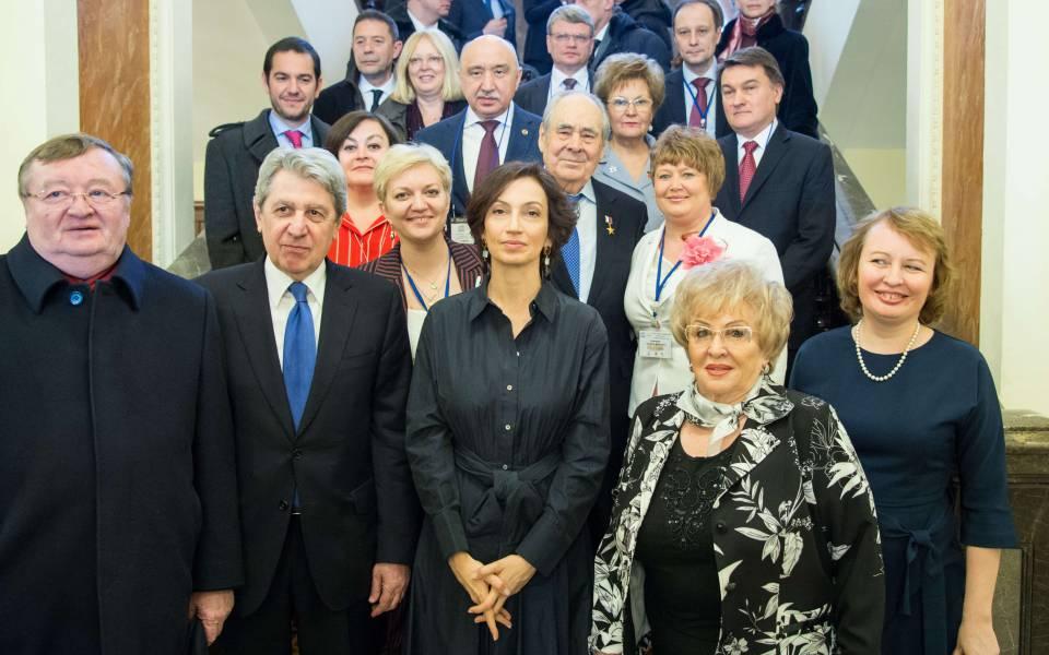 Групповое фото участников конгресса