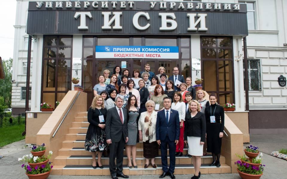 Общее фото участников программы повышения квалификации «Проектные технологии вдеятельности Ассоциированных школ ЮНЕСКО»