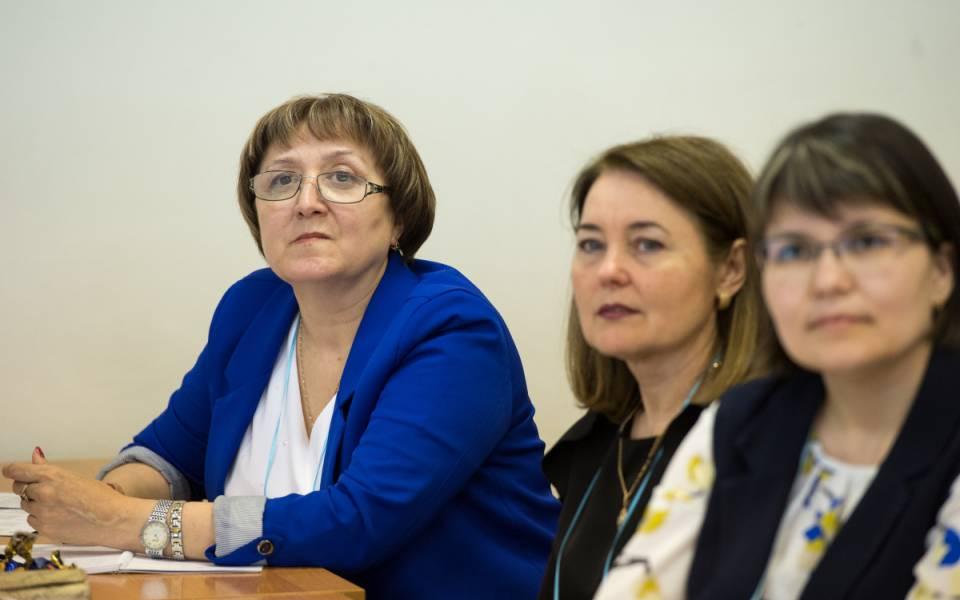 Педагоги изХанты-Мансийского автономного округа принимают участие впрограмме поповышению квалификации