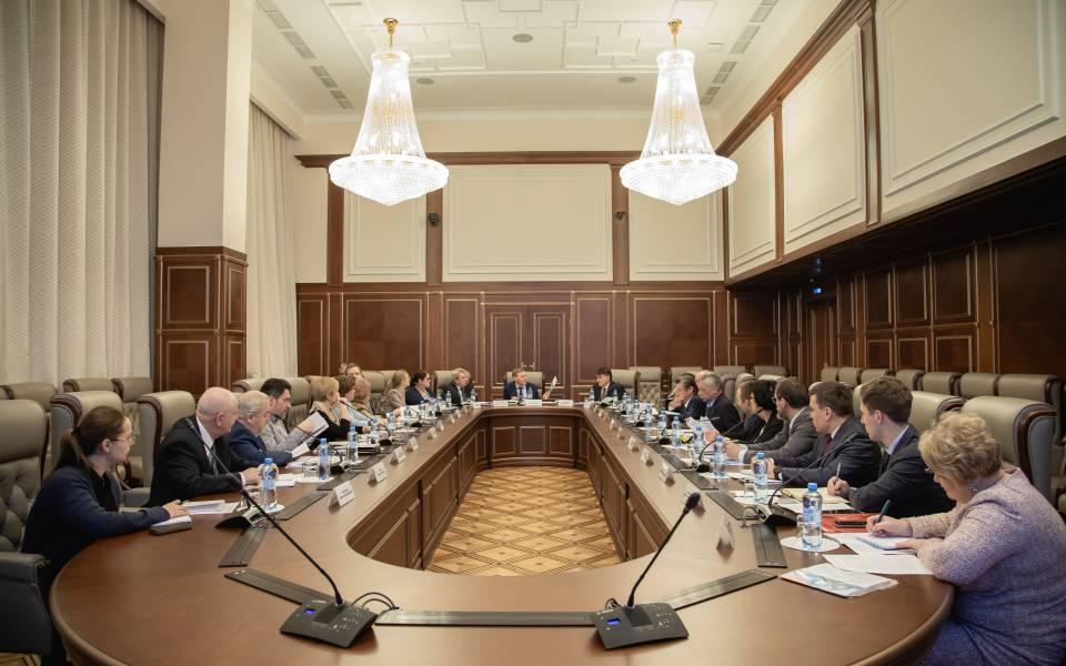 Заседание Комитета пообразовательным программам ЮНЕСКО при МИД России